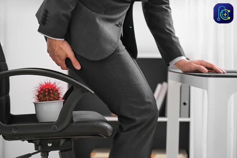 عوارض جوش مقعدی