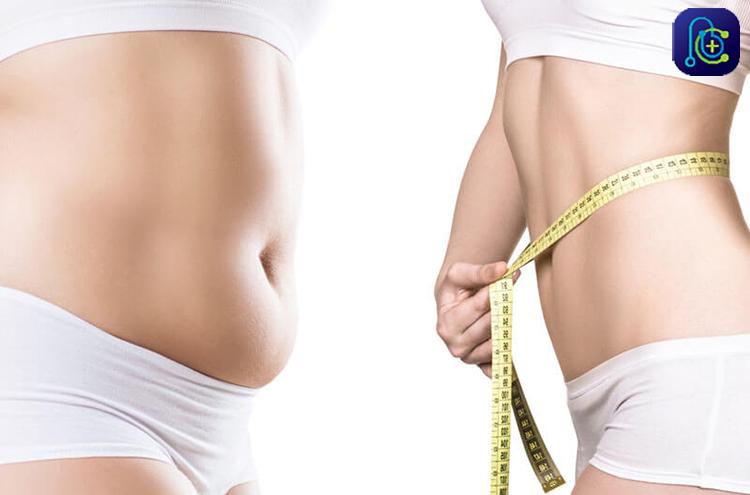 کاهش سایز باسن