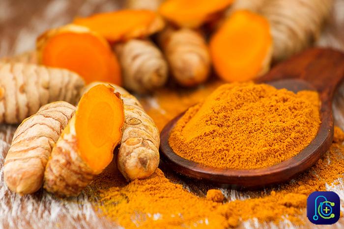 درمان سنتی کیست مویی با زرد چوبه